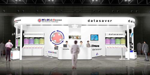 第10回データストレージEXPO ブースイメージ