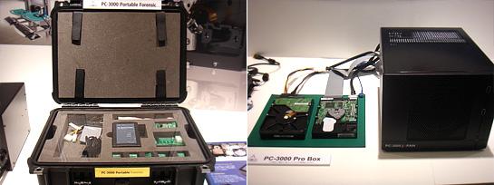 PC-3000 PortableⅡ